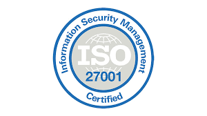 ISO 27001 Cetrtified